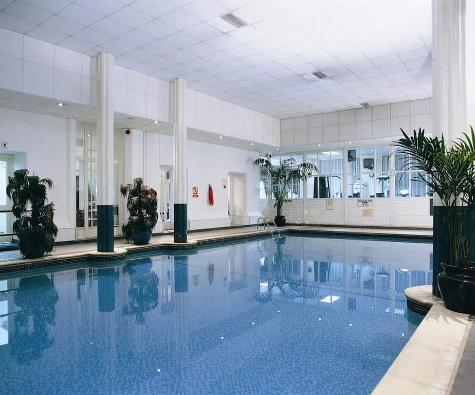 Indoor pool The Palace Hotel Buxton