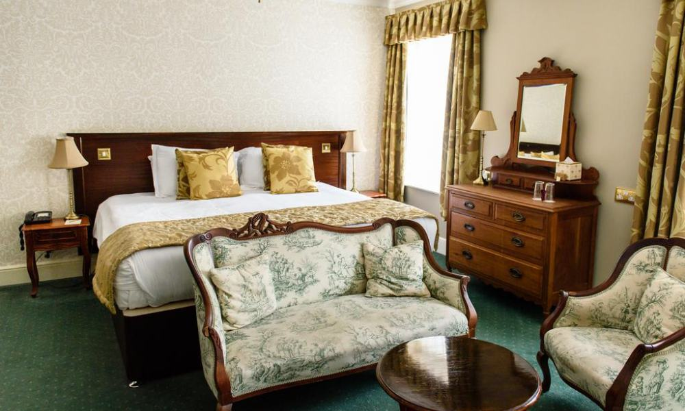 Old Hall Hotel Suite