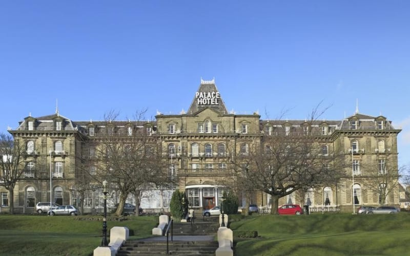 The Palace Hotel in Buxton