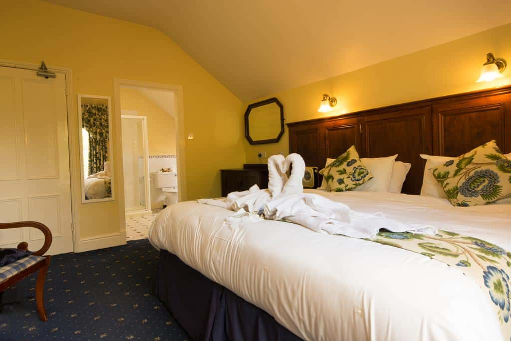 The Roseleigh Guest House Buxton ensuite rooms 2