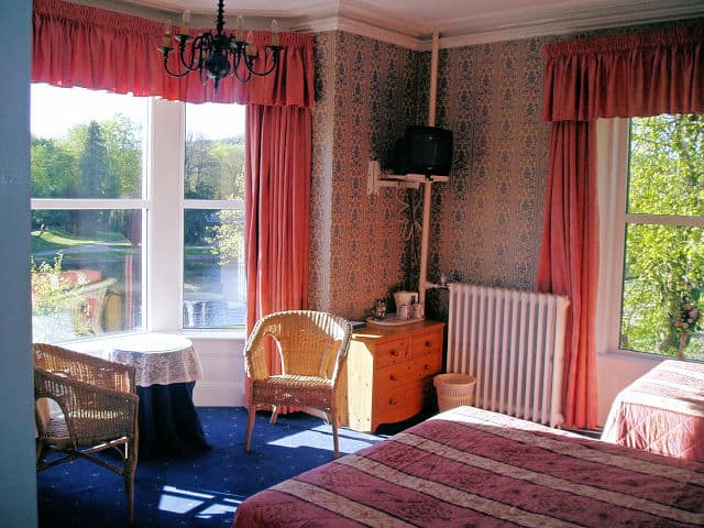 The Westminster Hotel in Buxton Bedroom